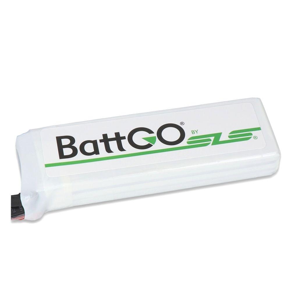 Akumulator SLS BATTGO 4000MAH 3S1P 11,1V 30C / 60C Li-Po
